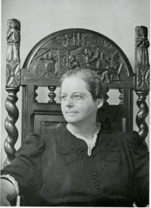 Dean of Women Mary Louise Brown
