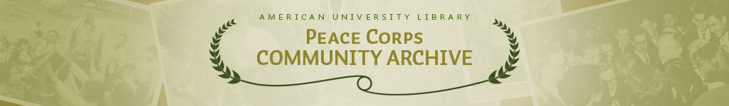 Peace Corps Community Archives